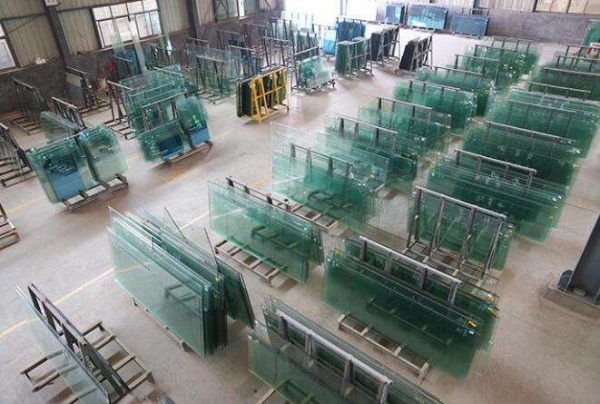 玻璃生产加工废水处理